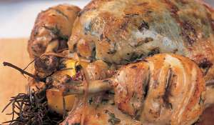 Jamie Oliver's Perfect Roast Chicken Recipe | The Naked Chef