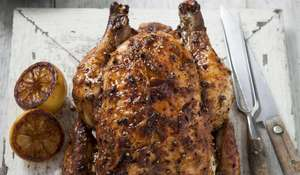 Rosemary Shrager's Lemon Roast Chicken | Sunday Roast Recipes