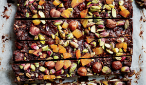 Gluten and dairy free Rocky Road from The Little Green Spoon