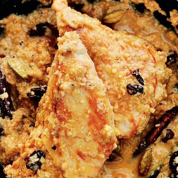 Rockys chicken korma the happy foodie this inviting chicken korma recipe is inspired by rick steins indian travels the well known curry has a mild and warming flavour set off with sweet forumfinder Choice Image