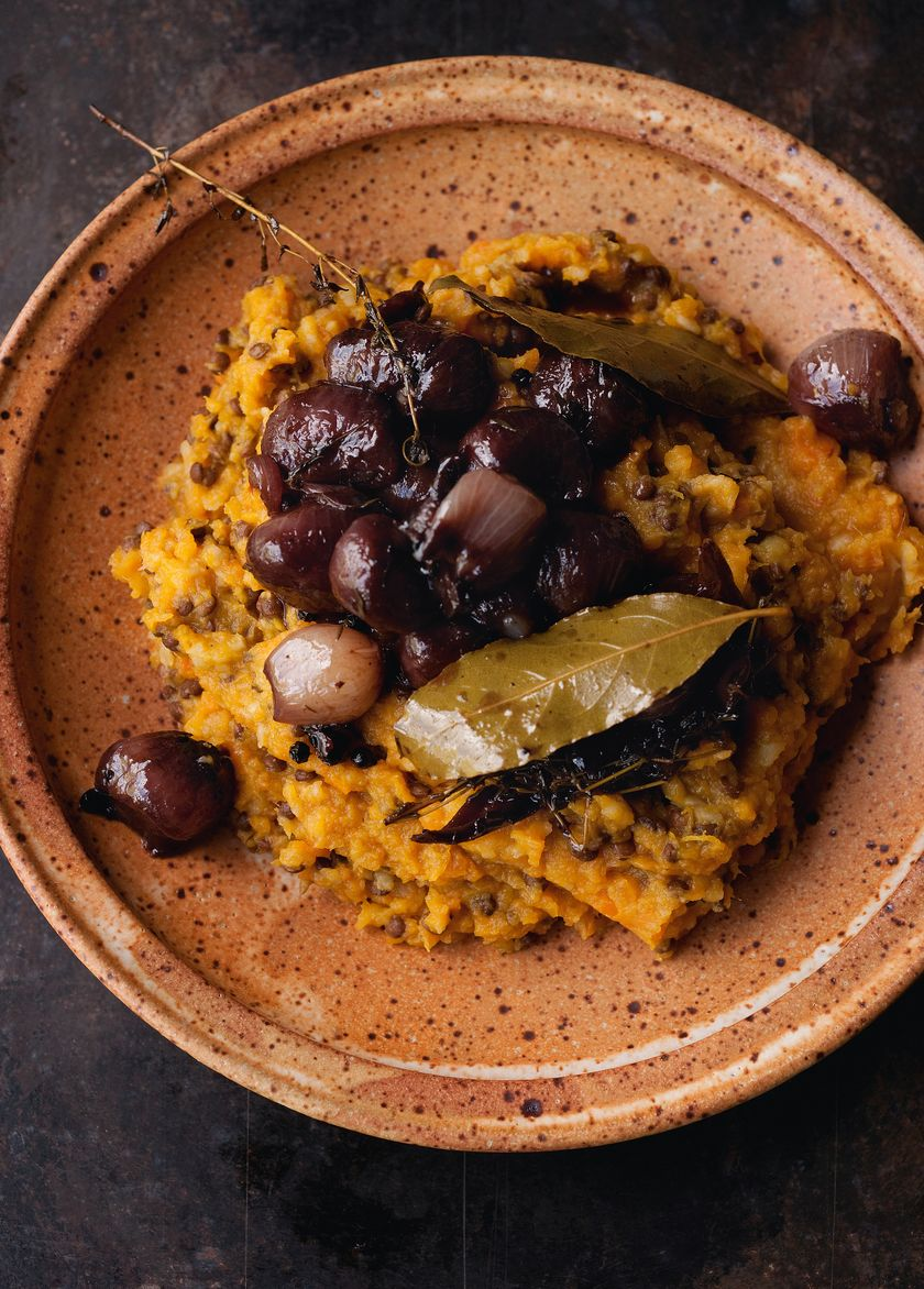 Ottolenghi Best Christmas Side Dishes Root Vegetable Mash