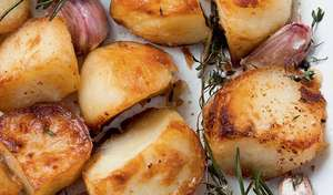 The Perfect Roast Potato Recipe | Rosemary Shrager