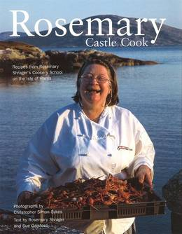 Cover of Rosemary Castle Cook