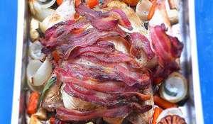 The Christmas Two-Tin Traybake Feast | Easy Christmas Recipe