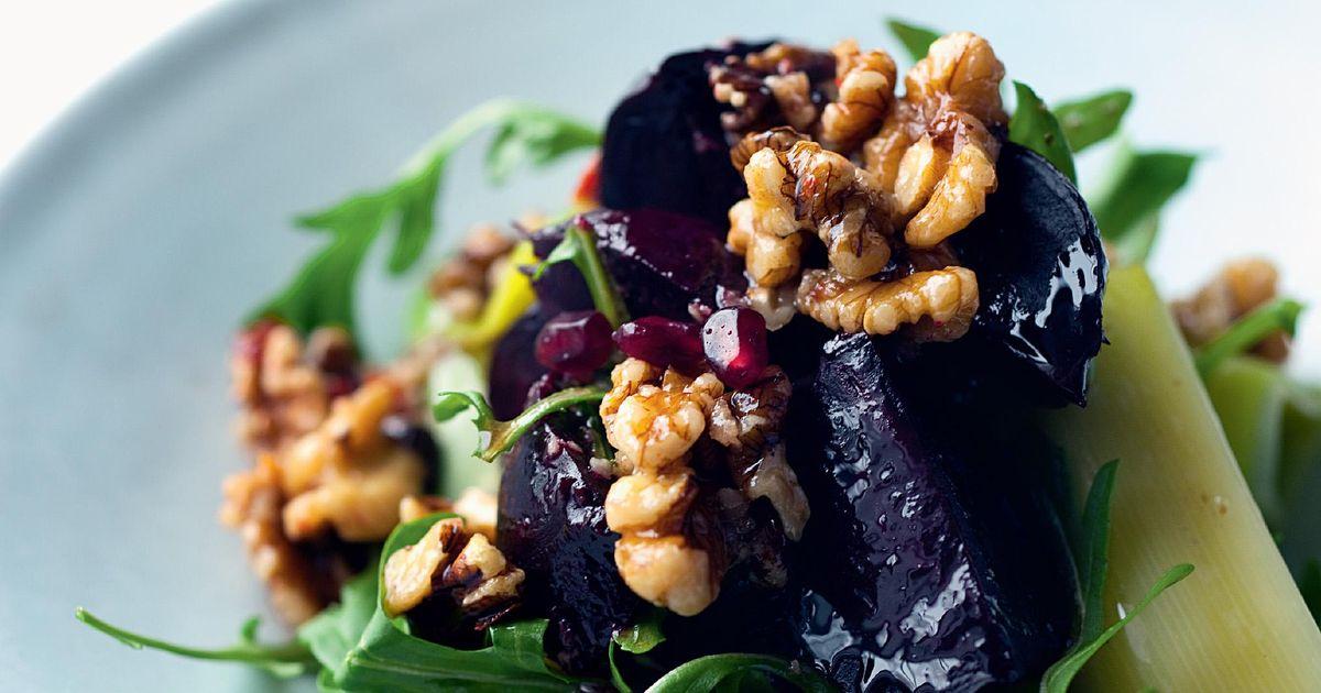 recipe: ottolenghi beetroot salad [3]