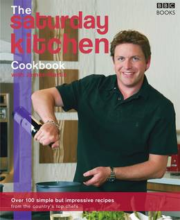 Cover of Saturday Kitchen Cookbook