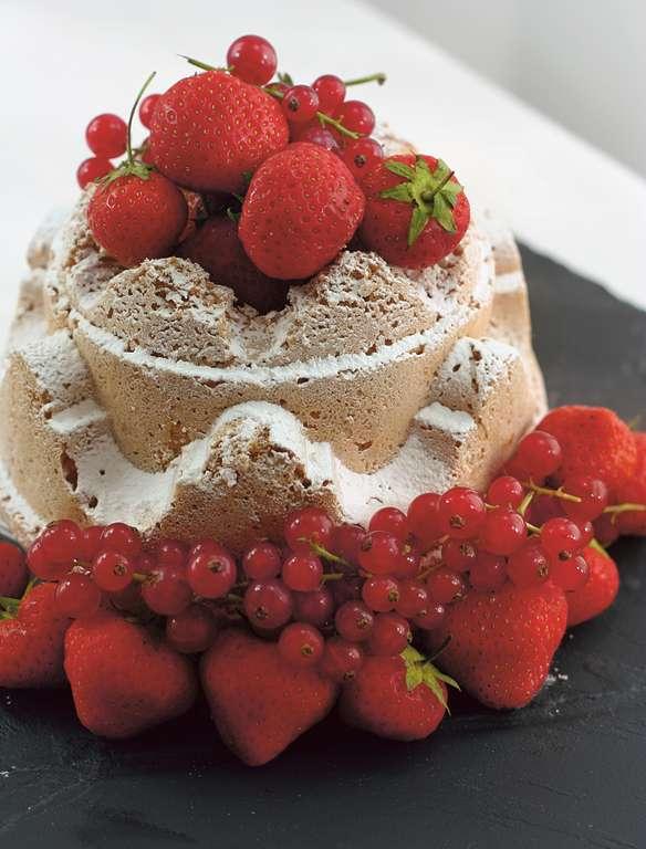 Savoy Cake