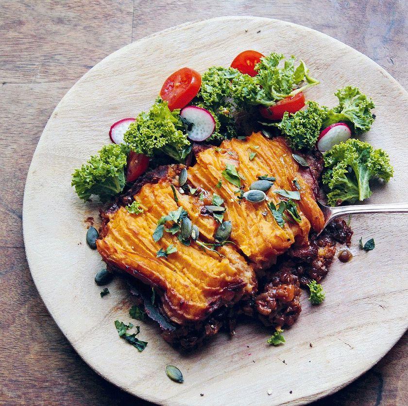 Vegan Comfort Pie Budget Recipe