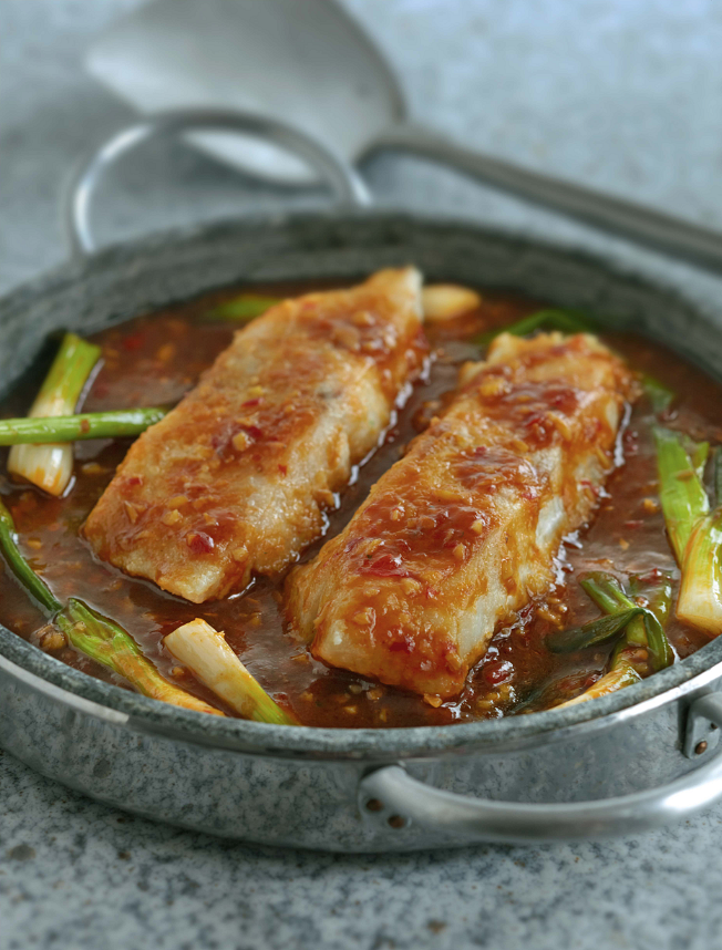 Fish in hot sauce the happy foodie fish in hot sauce forumfinder Gallery