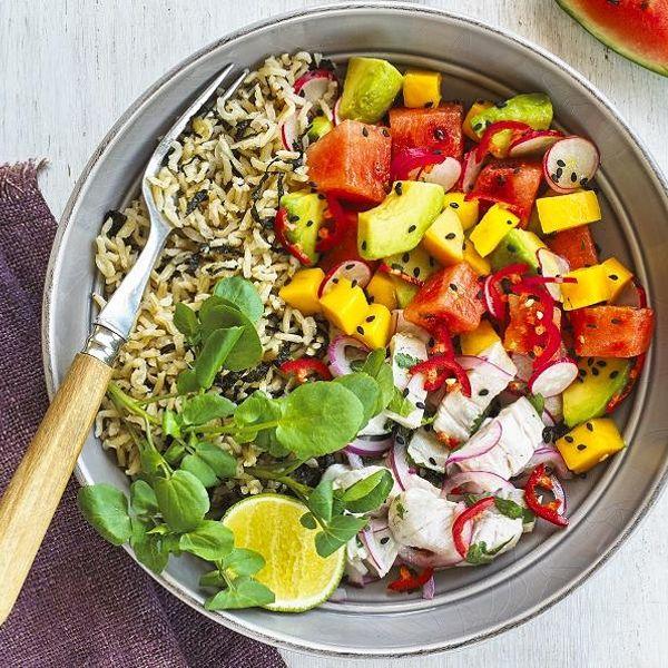Jamie Oliver  Min Tuna Fish Cake