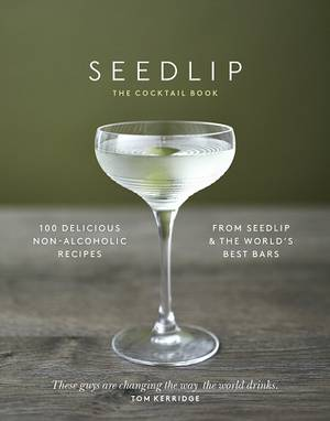 Cover of The Seedlip Cocktail Book