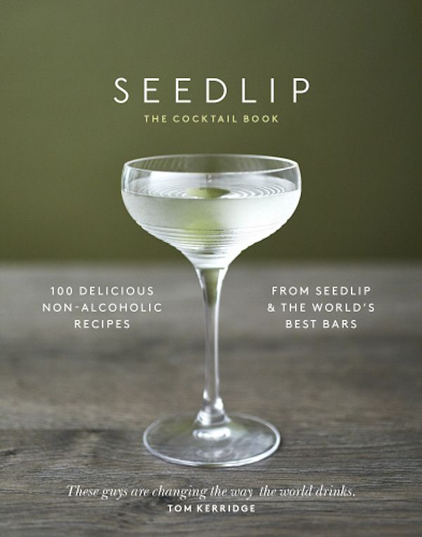 christmas 2019 best stocking filler books seedlip cocktail book