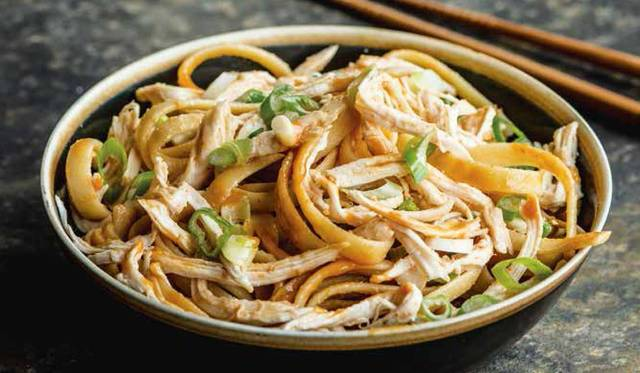 Chrissy Teigen S Sesame Chicken Noodles