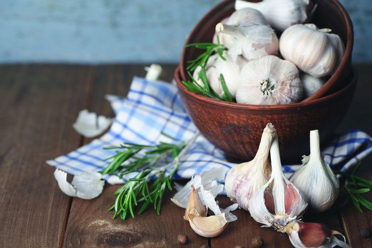 Chicken with Garlic (Pollo all'Aglio)