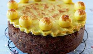 Mary Berry Easter Simnel Cake Recipe | Delicious Easter Bake