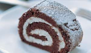 The Ultimate Chocolate Roulade