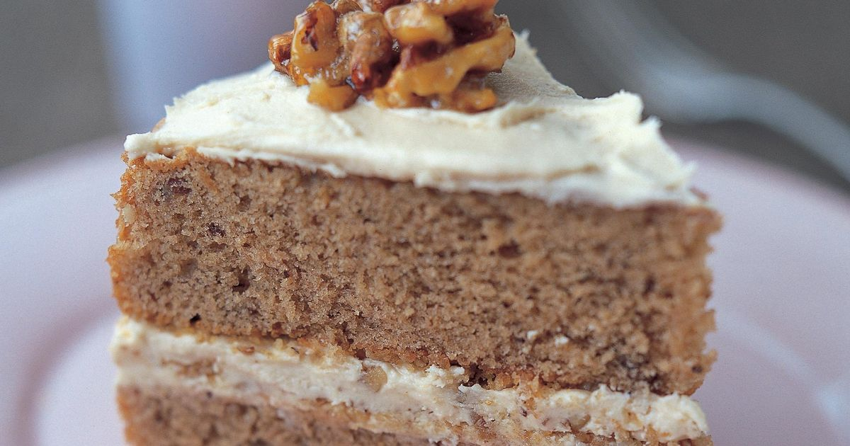 Hokey Pokey Coffee Cake The Happy Foodie