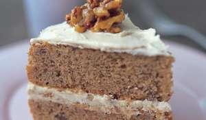 Hokey Pokey Coffee Cake