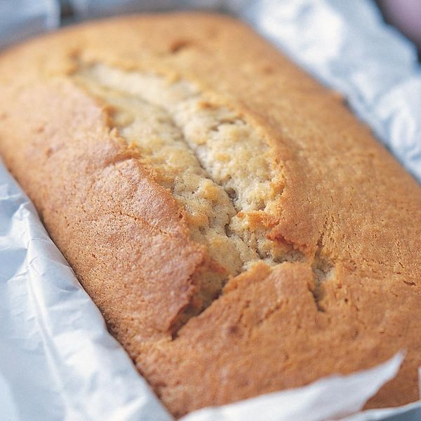 Old Fashioned Banana Loaf Recipe