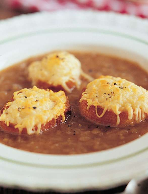 Raymond Blanc's French Onion Soup