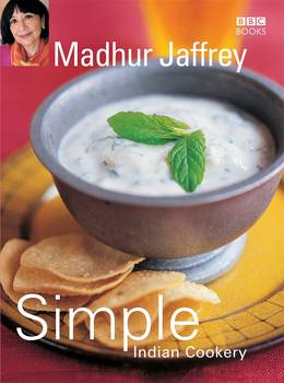 Cover of Simple Indian Cookery