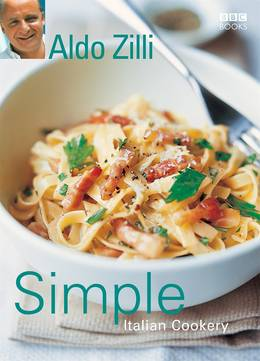 Cover of Simple Italian Cookery