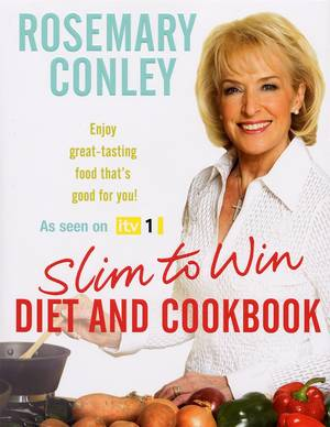 Cover of Slim to Win: Diet and Cookbook