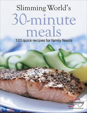 Cover of Slimming World 30-Minute Meals