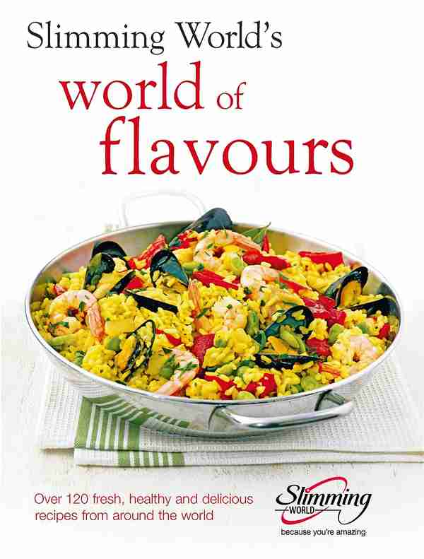 Slimming Worlds Curry Feast 120 Mouth Watering Indian