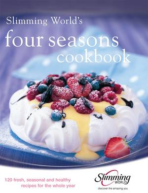 Cover of Slimming World Four Seasons Cookbook