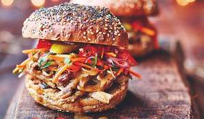 Jamie Oliver's Leftovers Turkey Sloppy Joes
