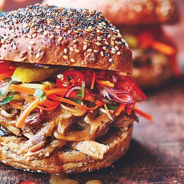 Jamie Oliver Turkey Sloppy Joes Leftover Recipe For Xmas 2018
