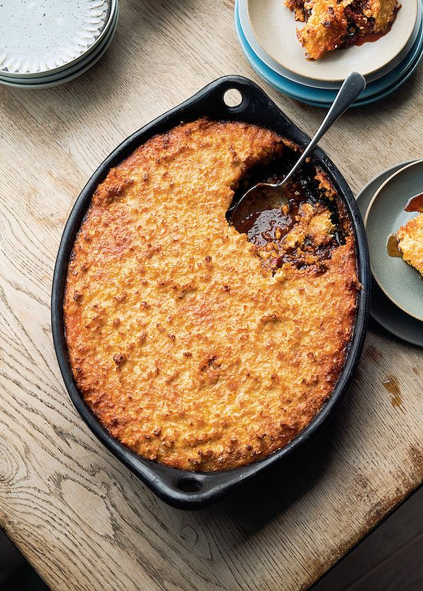 easy recipes christmas period slow cooked chicken crisp corn crust ottolenghi simple