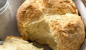 Easy Homemade Irish Soda Bread Recipe from Mary Berry