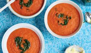 The Hemsleys' Cream of Tomato Soup