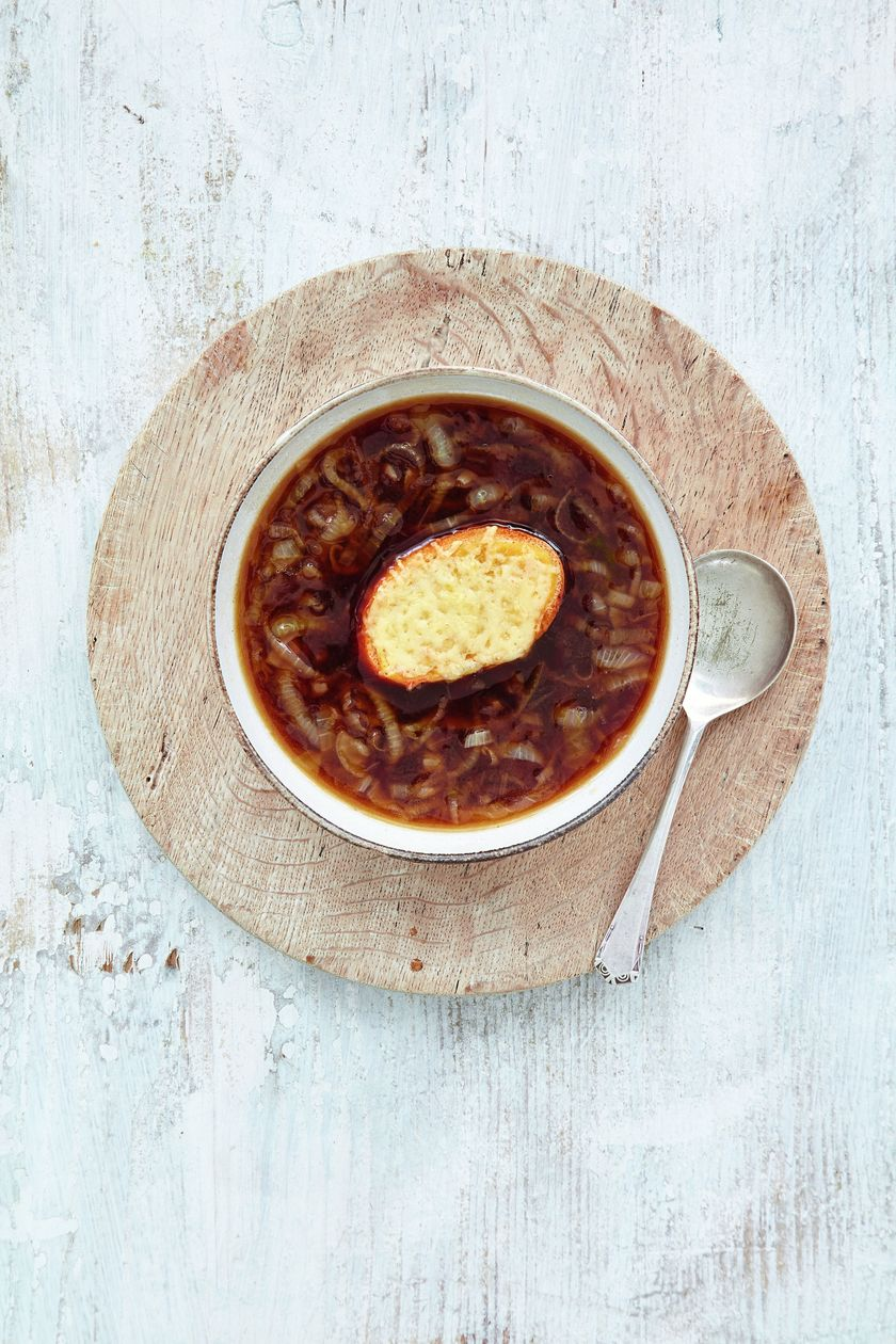 comforting soup recipe