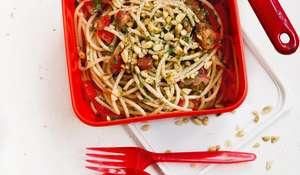 Spaghetti Pomodori e Olio