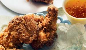 Thai Fried Chicken (with Sweet Chilli Sauce)