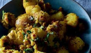 Easy Jeera Aloo | Indian-inspired Vegan Recipe