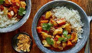 Chris Bavin's Spicy Chicken and Sweet Potato Curry Recipe