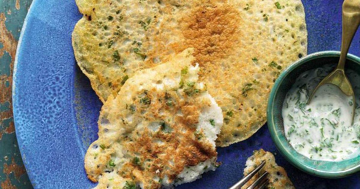 Rice Flour Cake Recipes Uk: Rice Flour Pancakes