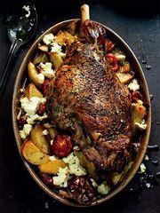 lamb kleftiko recept