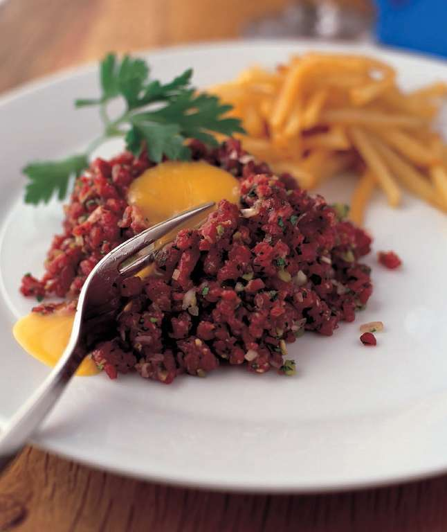 Rick Stein's Steak Tartare