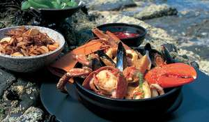 Thai Red Seafood