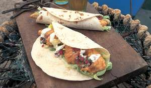 Fish Tacos from Baja California