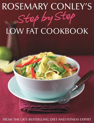Cover of Step By Step Low Fat Cookbook