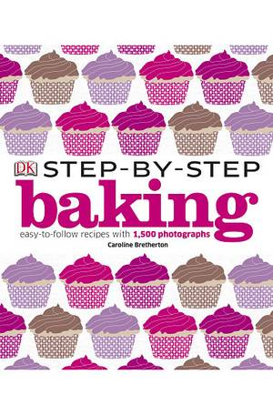 Cover of Step-by-Step Baking