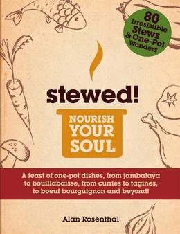 Cover of Stewed!
