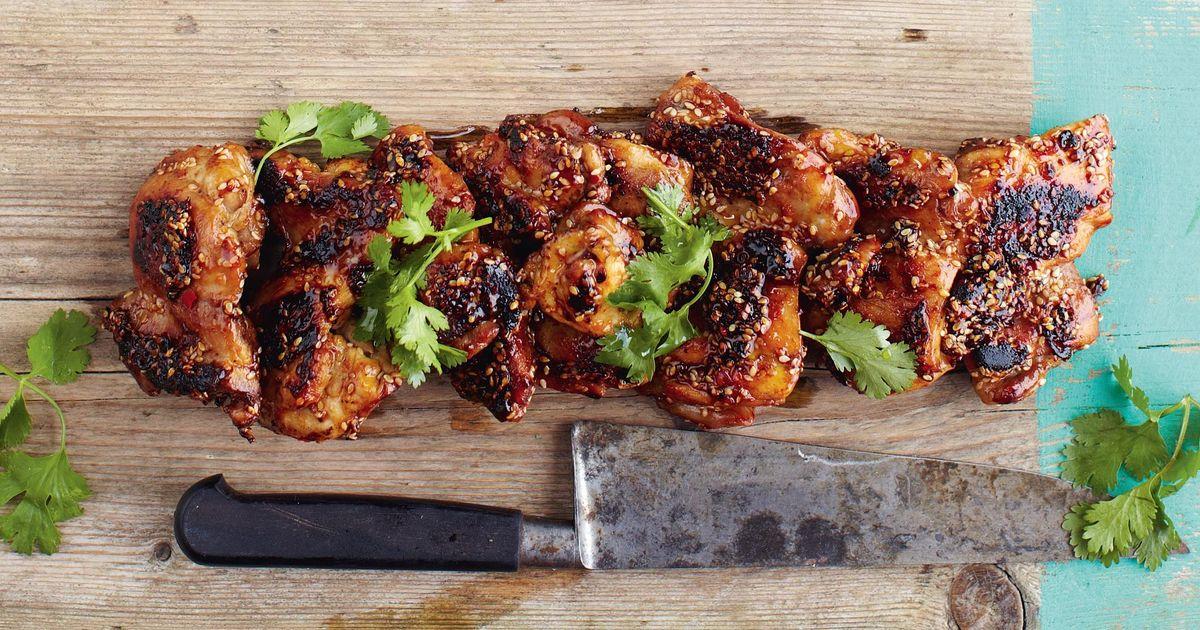 Dairy Free Cake Recipe Jamie Oliver: Jamie Oliver's 15-Minute Spicy Chicken Noodle Recipe