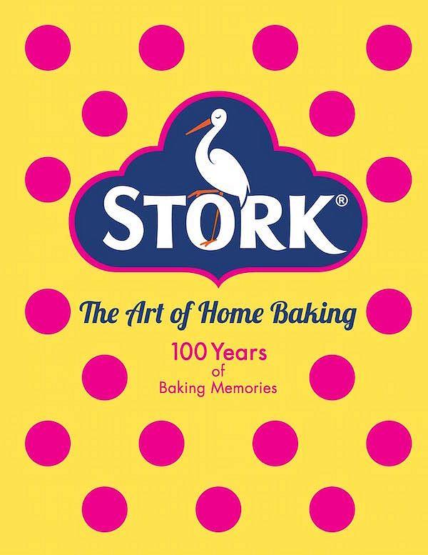 vegan baking books Stork: The Art of Home Baking by Stork